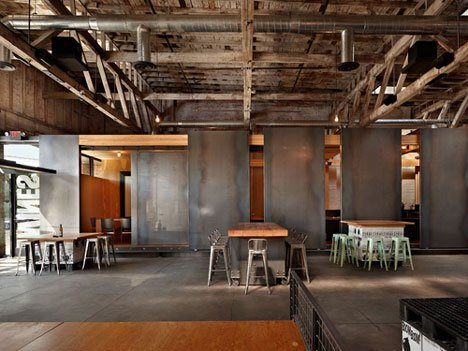 Charles Smith Wines by Olson Kundig Architects