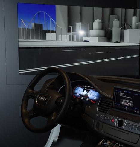 Audi at CES 2013