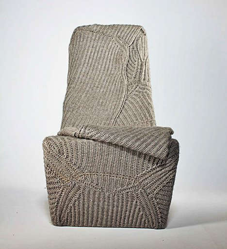 Autumn/winter seat by Aga Brzostek