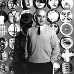 """He had a volcanic imagination"" - Barnaba Fornasetti on Piero Fornasetti"