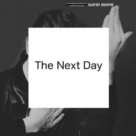 Barnbrook designs David Bowie album and single covers