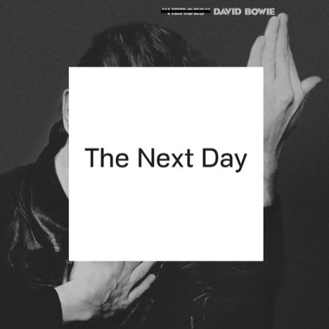 Barnbrook designs for David Bowie