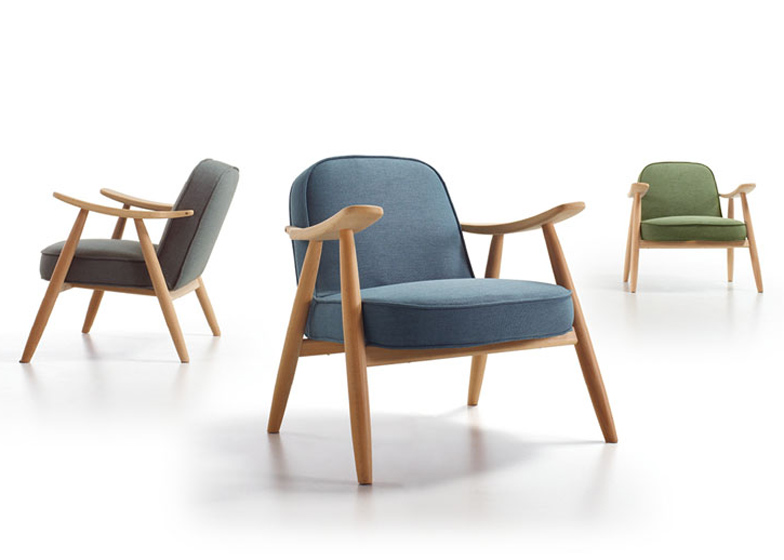 Great Basic Armchair By Lagranja Design
