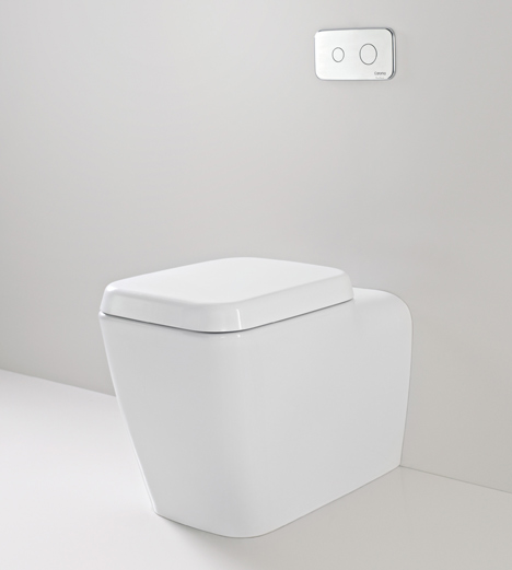 Bathroom collection by Marc Newson for Caroma