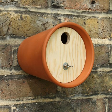 Bird sNest Box by All Lovely Stuff