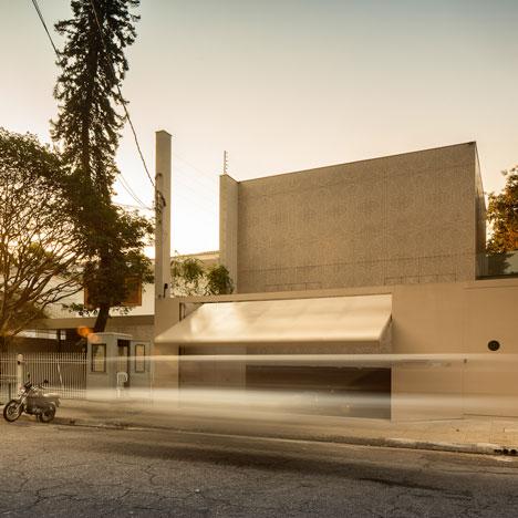 Casa K in São Paulo by Studio Arthur Casas