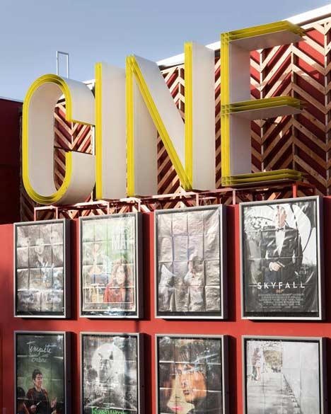 Cine 32 by Encore Heureux