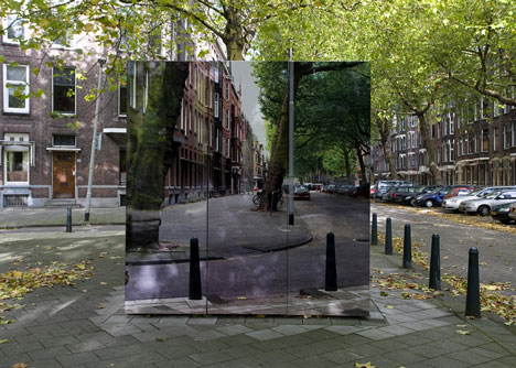 City Camouflage by Roeland Otten