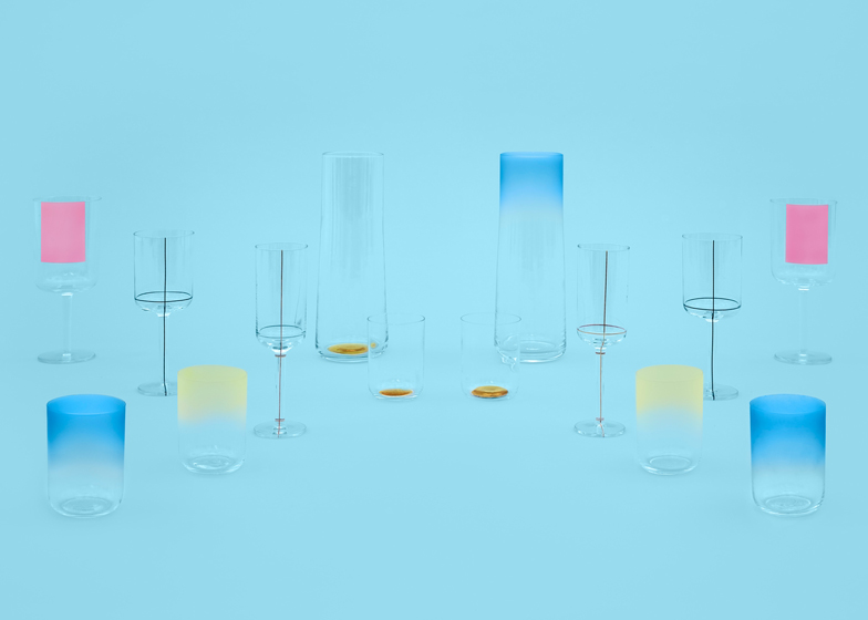 Colour Glass by Scholten & Baijings for Hay
