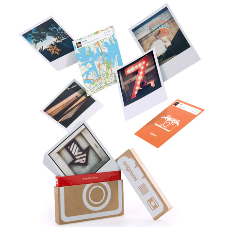 Competition: five Instagram printed photo sets from Origrami to be won