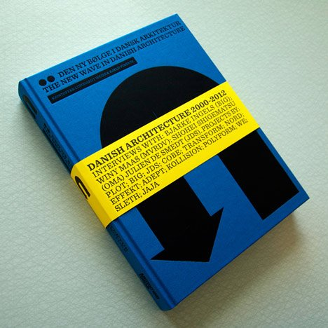 Competition: five copies of The New Wave in Danish Architecture to be won