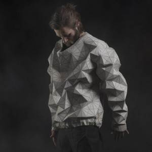 Concentrated Wooden Clothes Autumn Winter 2013 By Sruli Recht