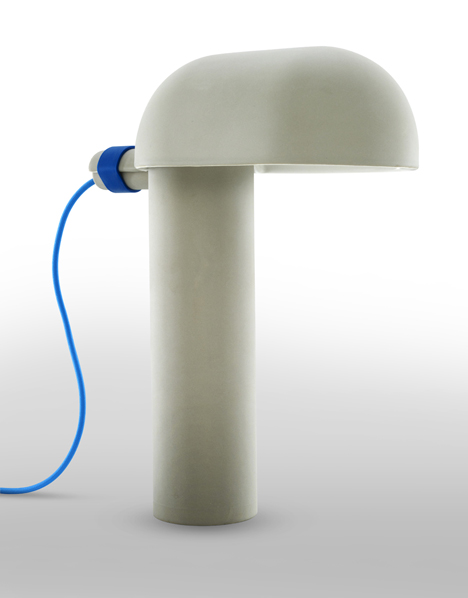 Container lamp by Benjamin Hubert for Ligne Roset