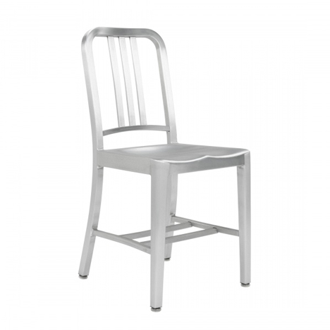 Emeco settles dispute over Navy Chair - genuine Navy Chair
