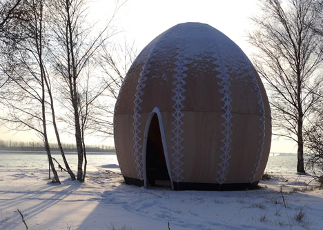 Fire Shelter by SJHWorks