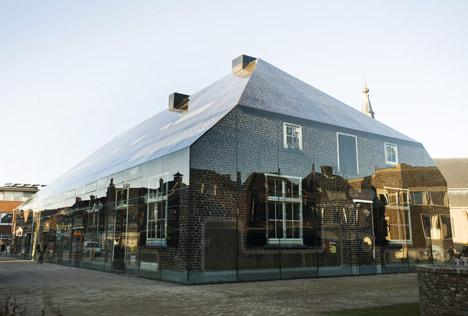 Glass Farm by MVRDV
