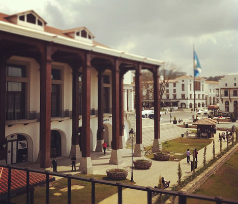 Guatemala developers build private city, photo by Andrea Quixtain