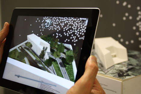 "Inition develops ""augmented 3D printing"" for architects"