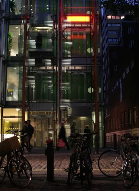 Jason Bruges at Designed in Hackney