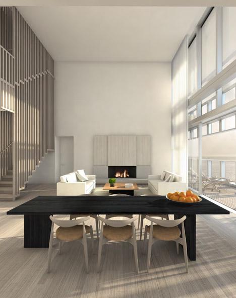 John Pawson designs Miami Beach apartments