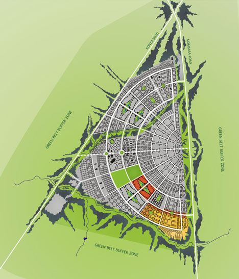 Kenya starts construction of Konza Technology City