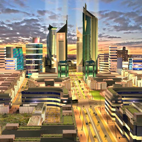 Kenya starts construction of Konza Technology City