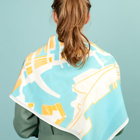 Kind of Scarves by Kind of Moving