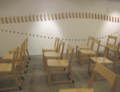 L22 chairs for libLAB by PILOT///WAVE