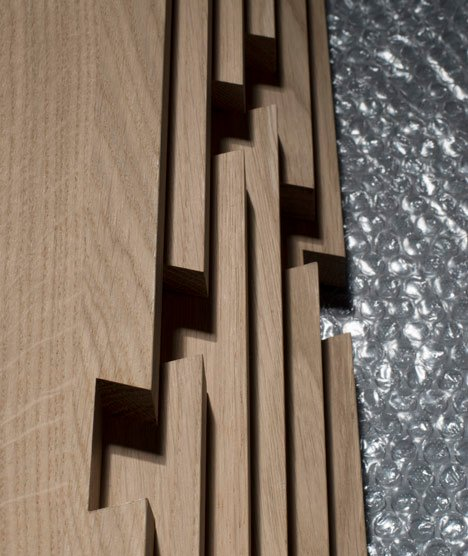 L'étagère-en-bois by Lucien Gumy