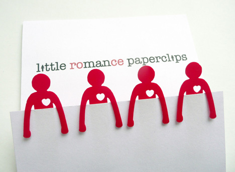 Competition: ten packs of Little Romance paperclips to be won