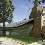 Zaha Hadid's Oxford college project to start on site