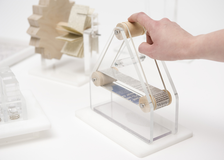 Multi-Touch Gestures by Gabriele Meldaikyte