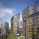 NEO Bankside by Rogers Stirk Harbour + Partners
