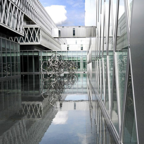 New National Archives of France by Massimiliano and Doriana Fuksas