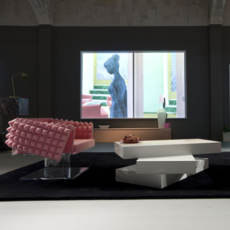 The Ideal House by OMA and AMO for Prada