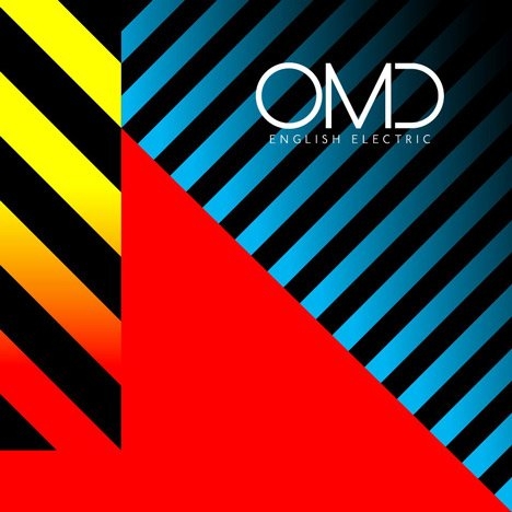 Orchestral Manoeuvres in the Dark artwork by Peter Saville and Tom Skipp