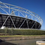 Olympic Stadium, photo by Edmund Sumner