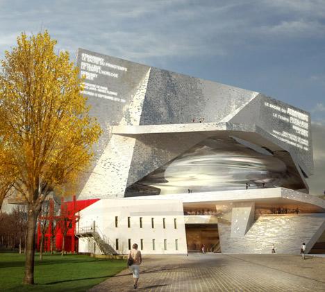 Philharmonie de Paris by Jean Nouvel still going ahead
