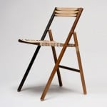 STEEL chair by Reinier de Jong