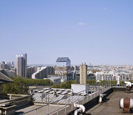 Tour Horizons by Jean Nouvel