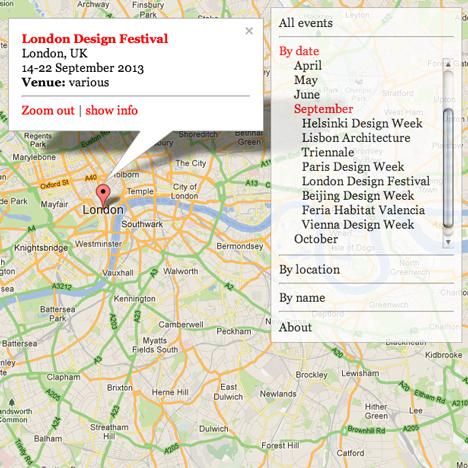 Dezeen launches World Design Guide