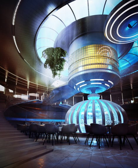 World's largest underwater hotel planned for Dubai