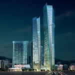 Top ten tallest skyscrapers completing in 2013