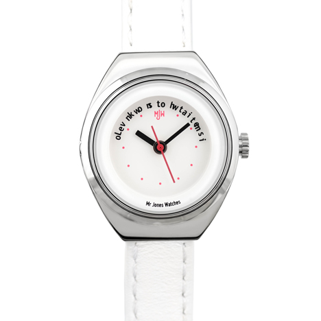 Love knows not by Mr Jones Watches at Dezeen Watch Store