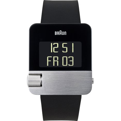 Braun BN0106 at Dezeen Watch Store