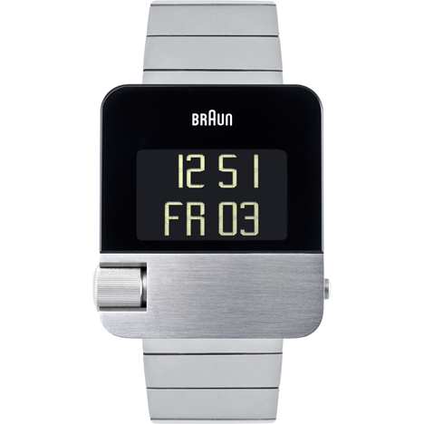 Braun BN0106 at Dezeen Watch Store