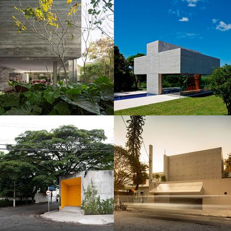 Dezeen archive Brazil