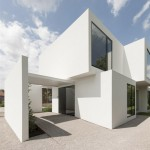 House DZ in Mullem by Graux & Baeyens Architecten