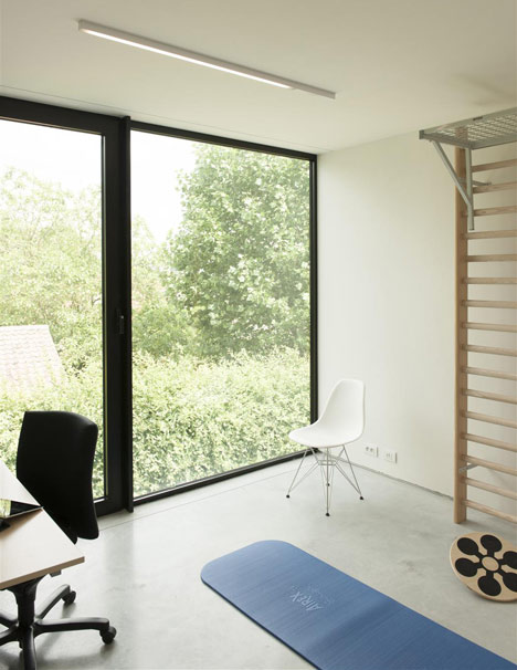 House DZ by Graux & Baeyens Architecten