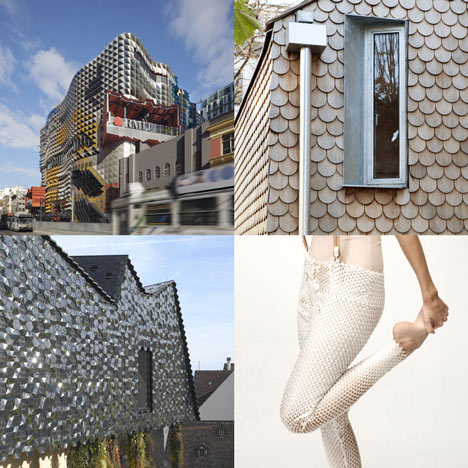 dezeen archive scaly design